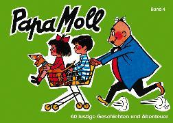Cover-Bild zu Papa Moll, grün