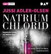 Cover-Bild zu Adler-Olsen, Jussi: NATRIUM CHLORID. Der neunte Fall für Carl Mørck, Sonderdezernat Q