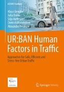 Cover-Bild zu UR:BAN Human Factors in Traffic von Bengler, Klaus (Hrsg.)