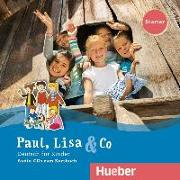 Cover-Bild zu Paul, Lisa & Co Starter. Deutsch für Kinder. 2 Audio-CDs von Bovermann, Monika