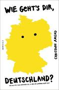 Cover-Bild zu Wie geht's dir, Deutschland?