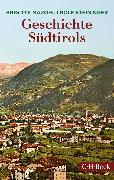 Cover-Bild zu Geschichte Südtirols (eBook) von Mazohl, Brigitte