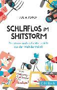 Cover-Bild zu Schlaflos im Shitstorm (eBook) von Jorch, Julia