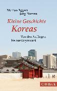 Cover-Bild zu Kleine Geschichte Koreas (eBook) von Eggert, Marion