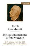 Cover-Bild zu Weltgeschichtliche Betrachtungen (eBook) von Burckhardt, Jacob