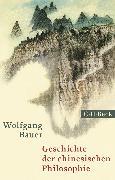 Cover-Bild zu Geschichte der chinesischen Philosophie (eBook) von Bauer, Wolfgang