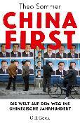 Cover-Bild zu China First (eBook) von Sommer, Theo