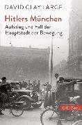 Cover-Bild zu Hitlers München (eBook) von Large, David Clay