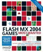 Cover-Bild zu Flash MX 2004 Games Most Wanted von Bhangal, Sham