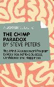 Cover-Bild zu A Joosr Guide to. The Chimp Paradox by Steve Peters (eBook) von Peters, Steve