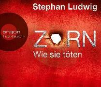 Cover-Bild zu Zorn - Wie sie töten von Ludwig, Stephan
