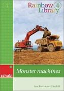 Cover-Bild zu Rainbow Library 4. Monster Machines