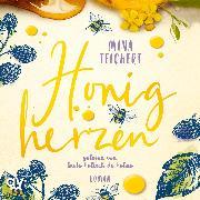Cover-Bild zu Honigherzen (Audio Download) von Teichert, Mina
