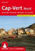 Cover-Bild zu Cap-Vert Nord: Santo Antão, São Vicente, São Nicolau, Sal, Boa Vista von Will, Michael