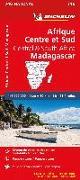 Cover-Bild zu Afrique Centre et Sud, Madagascar. 1:4'000'000
