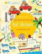 Cover-Bild zu Mein Wisch-und-weg-Buch: Auf Reisen von Robson, Kirsteen