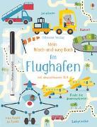 Cover-Bild zu Mein Wisch-und-weg-Buch: Am Flughafen von Robson, Kirsteen