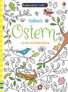 Cover-Bild zu Usborne Minis - Malbuch: Ostern von Robson, Kirsteen
