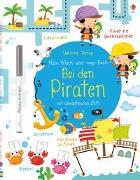 Cover-Bild zu Mein Wisch-und-weg-Buch: Bei den Piraten von Robson, Kirsteen