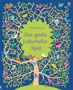 Cover-Bild zu Der große Labyrinthe-Spaß von Robson, Kirsteen