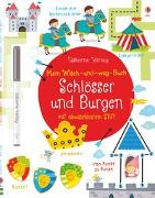 Cover-Bild zu Mein Wisch-und-weg-Buch: Schlösser und Burgen von Robson, Kirsteen