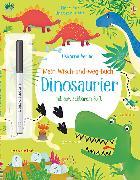Cover-Bild zu Mein Wisch-und-weg-Buch: Dinosaurier von Robson, Kirsteen