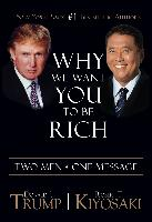 Cover-Bild zu Why We Want You To Be Rich (eBook) von Trump, Donald J.