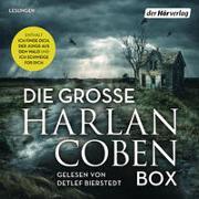 Cover-Bild zu Die große Harlan-Coben-Box von Coben, Harlan