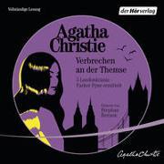 Cover-Bild zu Verbrechen an der Themse von Christie, Agatha
