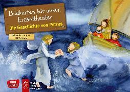 Cover-Bild zu Die Geschichte von Petrus. Kamishibai Bildkartenset von Nommensen, Klaus-Uwe