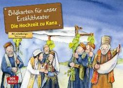 Cover-Bild zu Die Hochzeit zu Kana von Groß, Martina