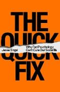 Cover-Bild zu The Quick Fix (eBook) von Singal, Jesse
