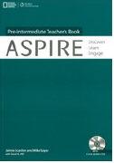 Cover-Bild zu Aspire Pre-Intermediate: Teacher's Book with Audio CD von Crossley, Robert