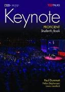 Cover-Bild zu Keynote Proficient: Student's Book with DVD-ROM and MyELT Online Workbook, Printed Access Code von Dummett, Paul