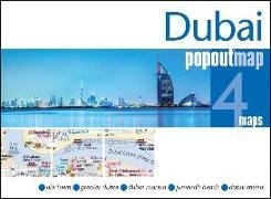 Cover-Bild zu Dubai PopOut Map