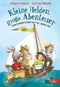 Cover-Bild zu Kleine Helden, große Abenteuer von Habeck, Robert