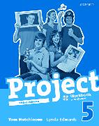 Cover-Bild zu Project: 5 Third Edition: Workbook Pack von Hutchinson (Tom)