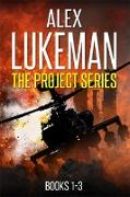 Cover-Bild zu The Project Series Books 1-3 (eBook) von Lukeman, Alex