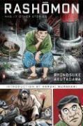 Cover-Bild zu Rashomon and Seventeen Other Stories: (penguin Classics Deluxe Edition) von Akutagawa, Ryunosuke