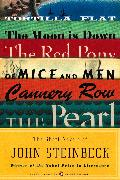 Cover-Bild zu The Short Novels of John Steinbeck von Steinbeck, John