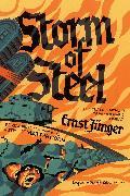 Cover-Bild zu Storm of Steel von Junger, Ernst
