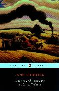 Cover-Bild zu America and Americans and Selected Nonfiction (eBook) von Steinbeck, John