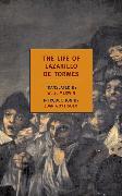 Cover-Bild zu The Life of Lazarillo de Tormes von Merwin, W. S.