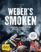 Cover-Bild zu Weber's Smoken von Purviance, Jamie