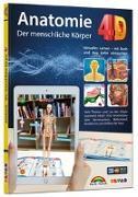Cover-Bild zu Anatomie 4D - der menschliche Körper mit APP zum virtuellen Rundgang von Markt+Technik Verlag GmbH