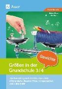 Cover-Bild zu Größen in der Grundschule: Gewichte 3/4 von Rusch, Juliane