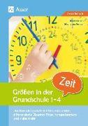 Cover-Bild zu Größen in der Grundschule: Zeit 1-4 von Rusch, Juliane
