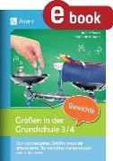 Cover-Bild zu Größen in der Grundschule: Gewichte 3/4 (eBook) von Rusch, Juliane
