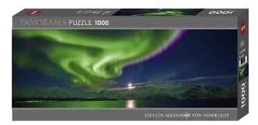 Cover-Bild zu Polar Light Panorama