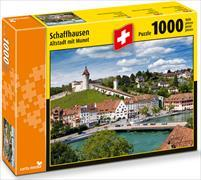 Cover-Bild zu Schaffhausen Altstadt mit Munot
